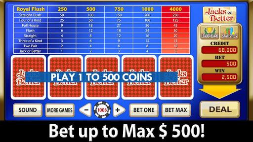 카지노 비디오 포커 Casino Video Poker