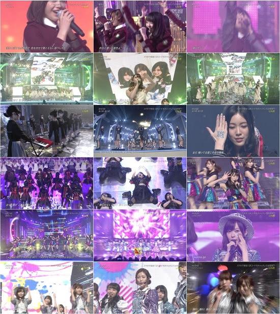 (TV-Music)(1080i) AKB48G 46G – NTVベストアーティスト2016 161129