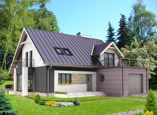 projekt domu HG-P3A