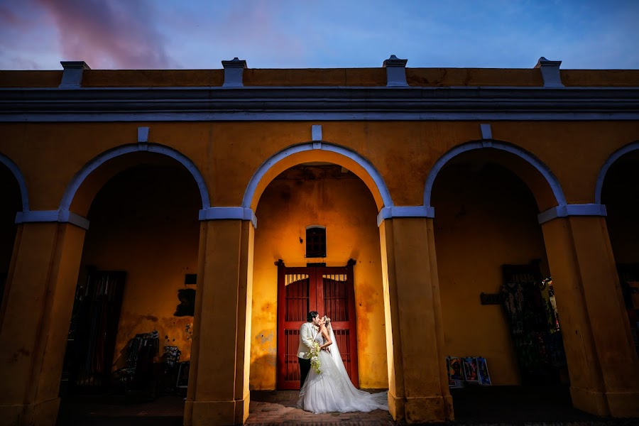 Wedding photographer Christian Cardona (christiancardona). Photo of 04.06.2019