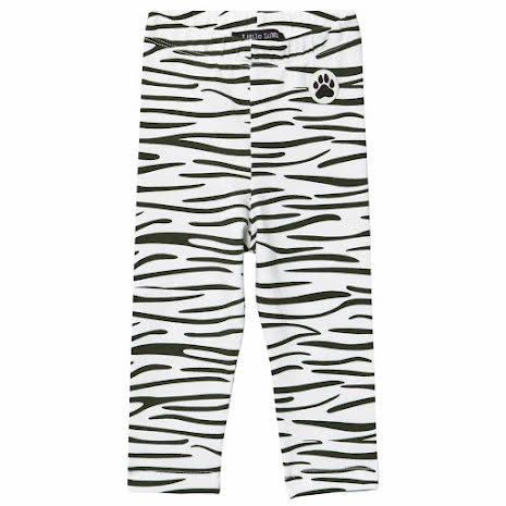Little LuWi Black Tiger Leggings