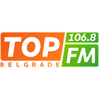 TopFM Radio Belgrade-106.8MHz icon