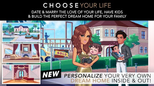 KIM KARDASHIAN: HOLLYWOOD MOD 8.6.0 Apk (Lots OF Money) 8.6.0 3