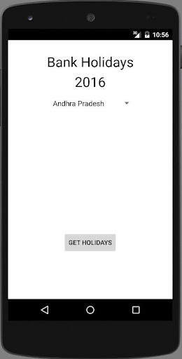 玩免費遊戲APP|下載Indian Bank Holidays app不用錢|硬是要APP