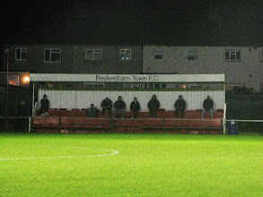 Photo: 19/10/10 v Sporting Bengal United (Kent Senior League Prem Div) 2-5 - contributed by Leon Gladwell