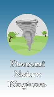 Pleasant Nature Ringtones - náhled