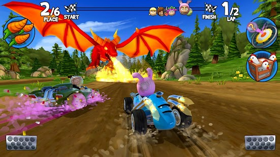 Beach Buggy Racing 2 Capture d'écran