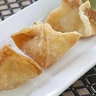 Scallop Rangoon (Chinese Dumplings).