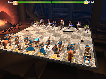 Chess 3D Free : Real Battle Chess 3D Online App Download For Android and iPhone 9