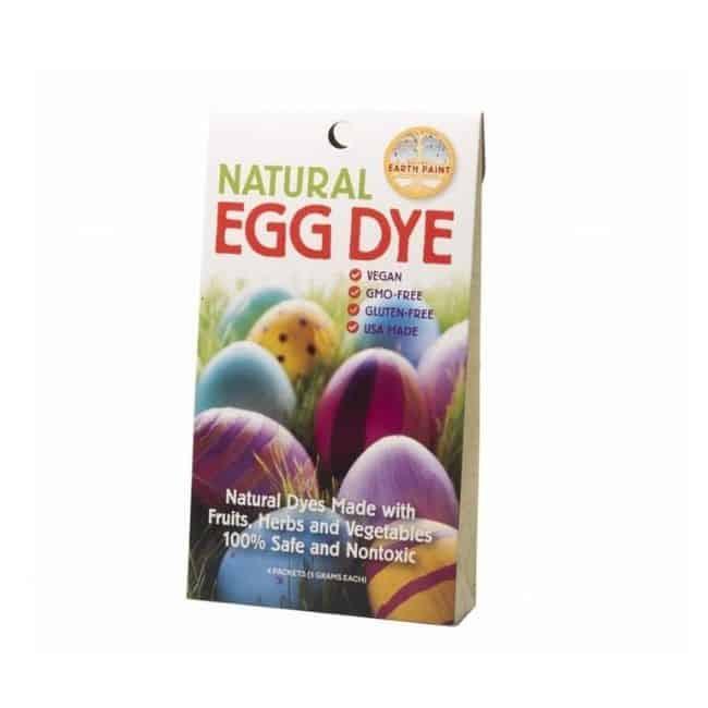 Natural Earth Paint Färg till ägg