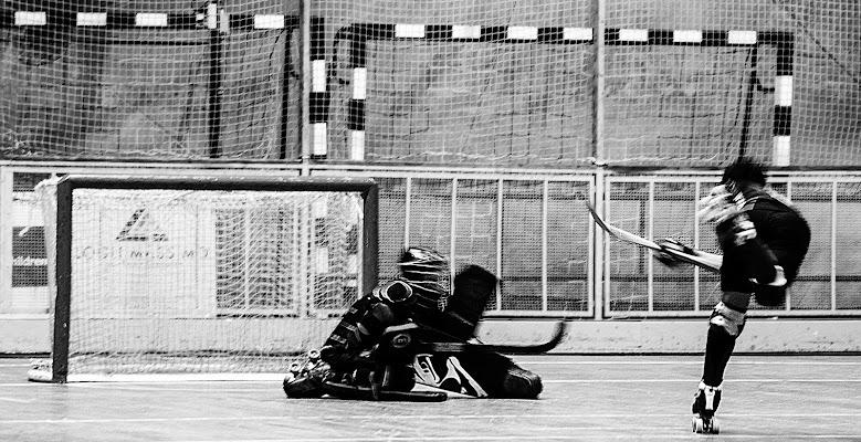 Hockey su rotelle di sara83
