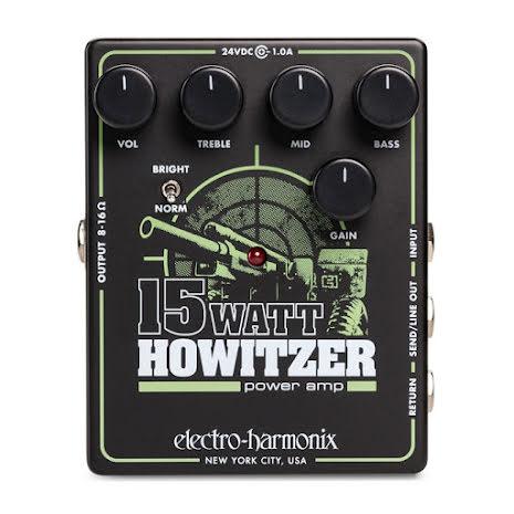 Electro Harmonix 15 Watt Howitzer Amp / Preamp