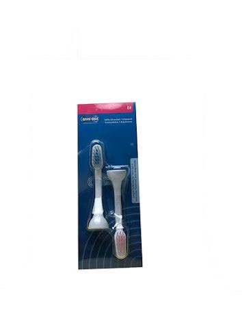 Emmi-dent tandborstar E2 /2 pack  Stora borstar ( EJ PLATINUM)