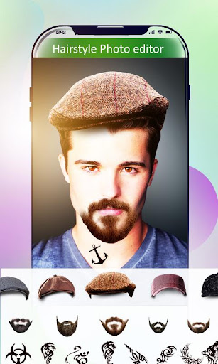 Hair Style Photo Editor screenshot 10
