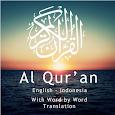 Al Quran by Word Translation English - Indonesia apk