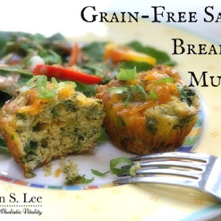 Grain Free Savory Breakfast Muffins