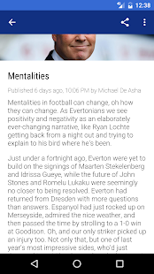 Everton Aren't We- screenshot thumbnail