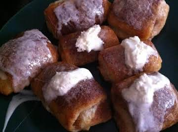 Quick and easy cinna-minis
