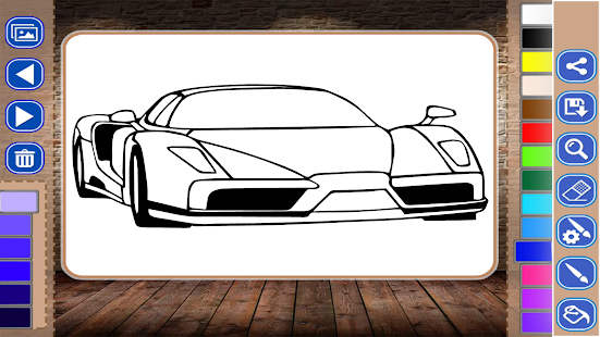 How to download Sports Car Coloring 2 patch 1.0.1 apk for android