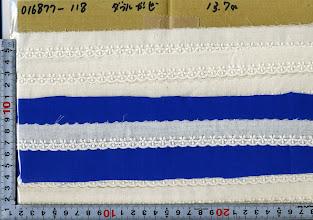 Photo: №016877-118綿ダブルガーゼ:巾25mm