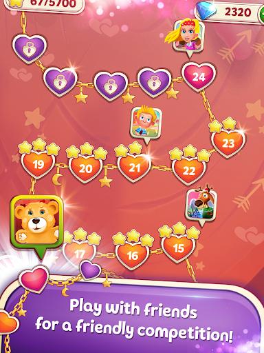 Sweet Hearts - Cute Candy Match 3 Puzzle  screenshots 10