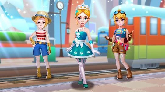 Subway Princess Runner Mod Apk 6.0.8 (Unlimited Money) 8