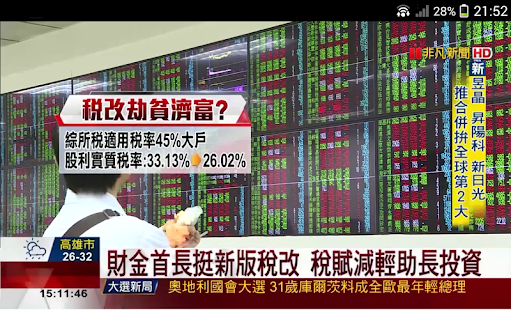 Finance TV- screenshot thumbnail