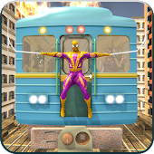 Super Flying Spider Hero Grand City Rescue Mission Android APK Download Free By Future Action Games