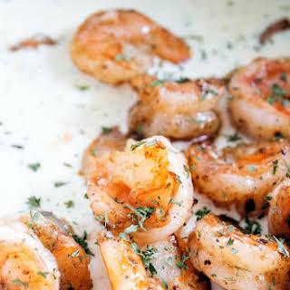 Shrimp Penne Alfredo Recipes.