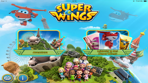 Superwingsu2013Viaja por el mundo  screenshots 1