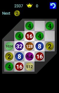 Master 2048 - náhled