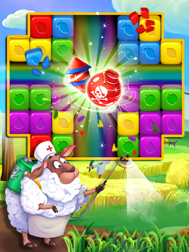 Toy Cube Crush Time 1.0 screenshots 6