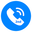 Second Phone Number icon