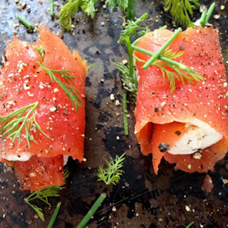 Smoked Salmon Appetizers Recipes
