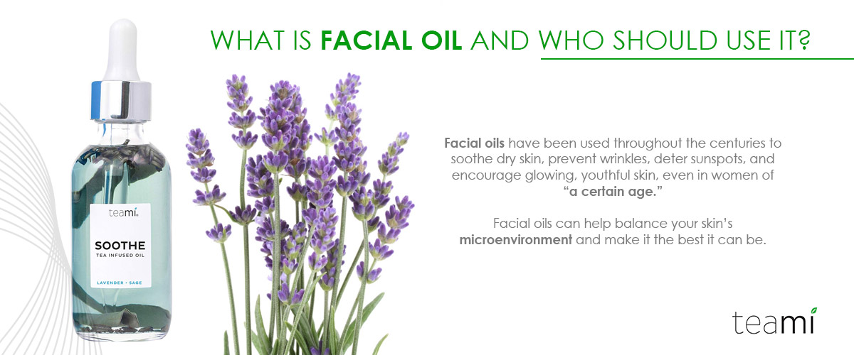 How to Apply Facial Oil for Maximum Benefits - Pink Blossom