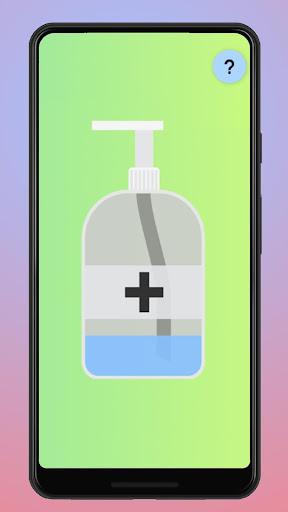 Virtual Hand Sanitizer screenshot 3