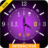 Sun Watch Face