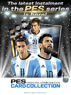 PES CARD COLLECTION: miniatura de captura de pantalla