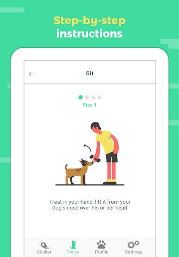 Dogo - Your Dog's Favourite Training App 1.1.5 screenshots 9