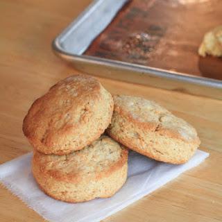 Cornbread Biscuits.