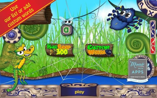 Sight Words : Phonics Bug Lite - screenshot