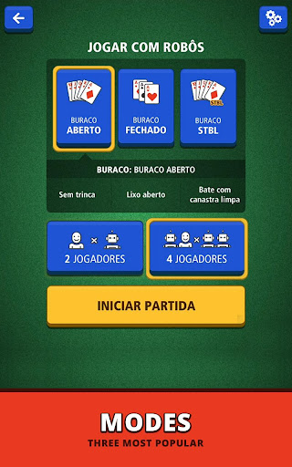 Buraco Canasta Jogatina: Card Games For Free apkpoly screenshots 13