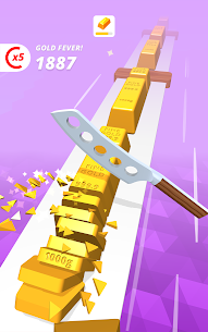 Perfect Slices Mod Apk V1.2.7(Unlimted Money) 8