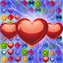 Triada - match 3 puzzle online icon