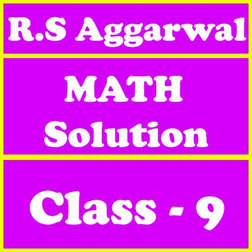 RS Aggarwal Class 9 Math Solution - Apps on Google Play