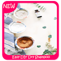 Easy DIY Dry Shampoo icon