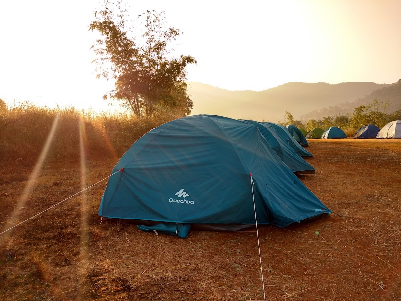 Perfect shot, taken by Sachin Gavhane at Campsite