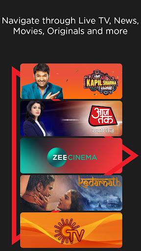 Vodafone Play - Free Live TV, Movies & TV Series screenshot