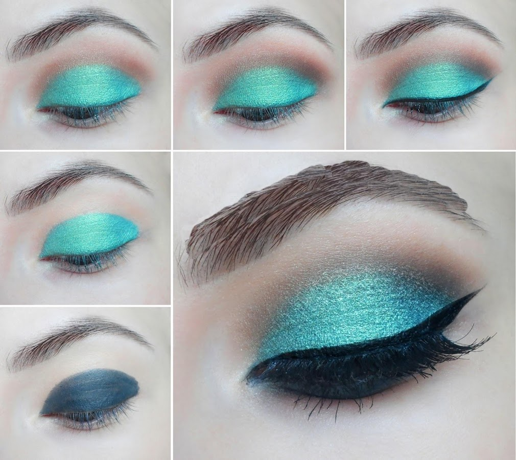 Evening eye makeup tutorial image collections any tutorial examples eye makeup steps android apps on google play eye makeup steps screenshot baditri image collections baditri Choice Image