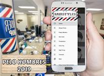 screenshot of Haircuts Men 2019 💈